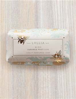 Lollia Wish No. 22 Shea Butter Soap by Margot Elena