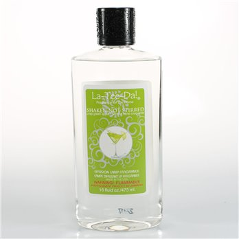 La Tee Da Fuel Fragrance Shaken Not Stirred (16 oz.)
