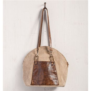 Mona B Bowling Canvas Bag