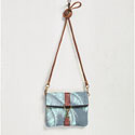 Mona B. Palm Springs Fold-Over Crossbody