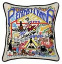 Pennsylvania Embroidered Pillow