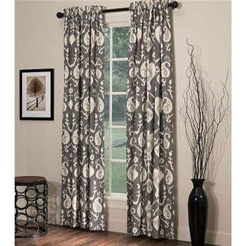 Salazar Rod Pocket Curtains