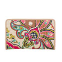 Spartina 449 Salt Meadow Snap Wallet