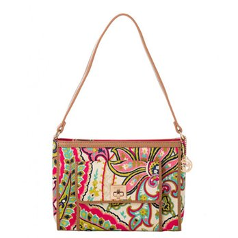 Spartina 449 Salt Meadow Ella Shoulder with Pocket Wallet