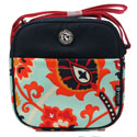 Spartina 449 Lunch Tote - Navy/Waving Girl Floral