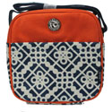 Spartina 449 Lunch Tote - Orange/May River Geometric