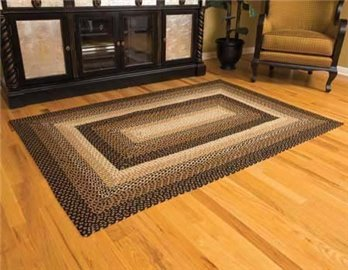 Stallion Rectangular 8 ft X 10 ft Rug