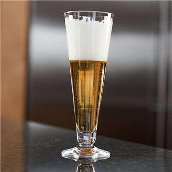 Schott Zwiesel Tritan Footed Pilsner Beer Glass Set of 6