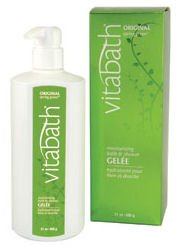 Vitabath Original Spring Green Moisturizing Bath & Shower Gel (21 oz)