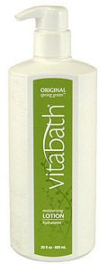 Vitabath Original Spring Green Moisturizing Lotion (20 oz)