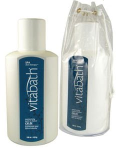Vitabath Spa Skin Therapy Gallon Size Moisturizing Bath & Shower Gelee (128 oz)