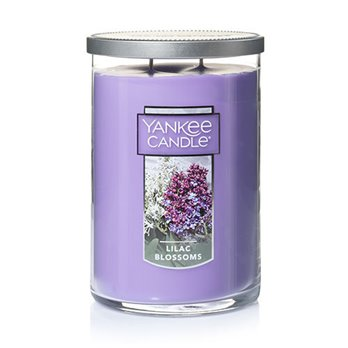 Yankee Candle Lilac Blossoms Large 2 Wick Cylinder Candle