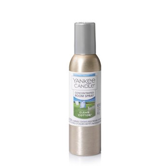 Yankee Candle Clean Cotton Concentrate Room Spray