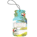 Yankee Candle Margaritaville Lime & Sea Salt Car Jar Air Freshener
