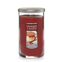 Yankee Candle Caramel Apple Cake Medium Perfect Pillar Candle