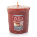 Yankee Candle Caramel Apple Cake Votive