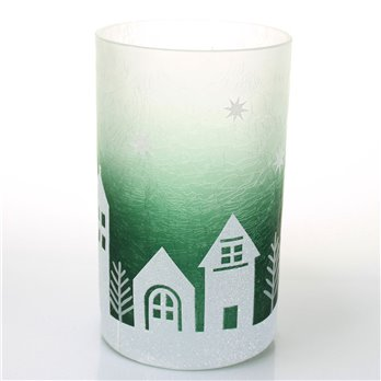 Yankee Candle Winter Village Candle Holder - P. C. Fallon Co.
