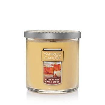 Yankee Candle Honeycrisp Apple Cider Small Pillar Candle | P. C. Fallon Co.