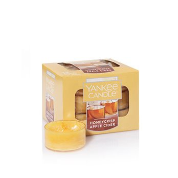 Yankee Candle Honeycrisp Apple Cider Tea Lights | P.C. Fallon Co.