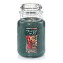 Yankee Candle Aromatic Orange & Evergreen Large Jar Candle