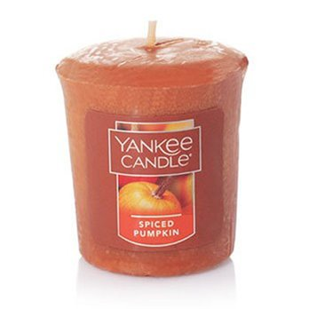 Yankee Candle Spiced Pumpkin Sampler Votive Candle