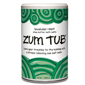Zum Tub Lavender Mint Bath Salts