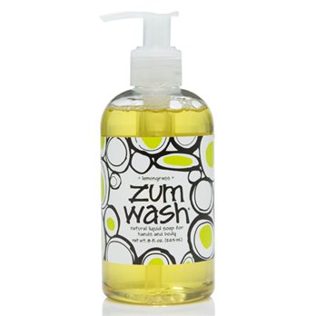 Zum Wash Lemongrass Liquid Soap (8 oz)