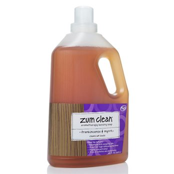 Zum Clean Frankincense & Myrrh Laundry Soap (64 oz)