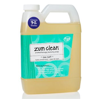 Zum Clean Sea Salt Laundry Soap (32 oz)