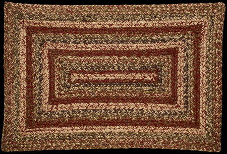 Apple Cider Rectangular 8 X 10 Rug: ...