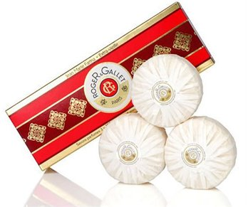 Jean Marie Farina Perfumed Soaps Box of 3 (3 x 3.5 oz)