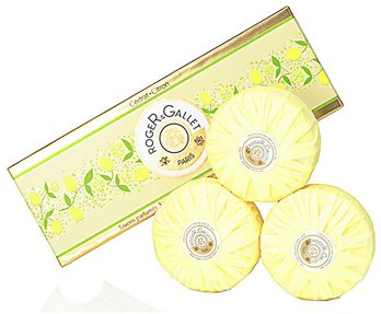 Citron Perfumed Soap Box of 3 (3 x 3.5 oz.)