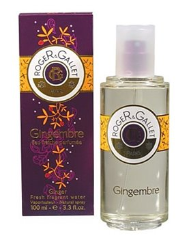 Ginger Fresh Fragrant Water Spray (3.3 oz.)