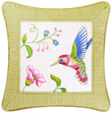 Talia Embroidered Pillow