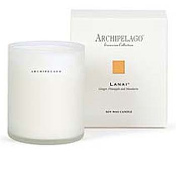 Archipelago Excursion Lanai Soy Boxed Candle