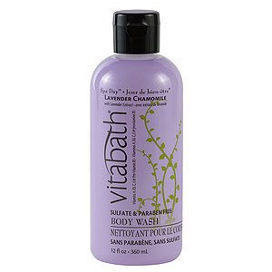 Vitabath Spa Day Lavender Chamomile Body Wash (12 fl oz)