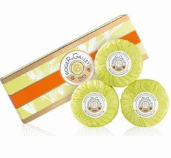 Roger & Gallet Fleur d'Osmanthus Soaps Box of 3 (3 x 3.5 oz)
