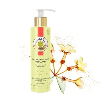 Roger & Gallet Fleur d'Osmanthus Revitalizing Sorbet Body Lotion Pump