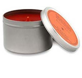 Archipelago Excursion Positano Candle in Tin