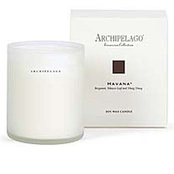 Archipelago Excursion Havana Soy Boxed Candle