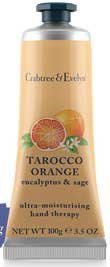 Crabtree & Evelyn Tarocco Orange Hand Therapy (3.5 oz, 100g)