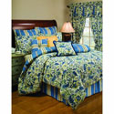 Imperial Dress Porcelain Queen Waverly Comforter Set