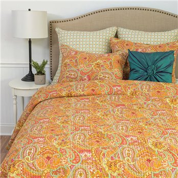 Veda Full Queen Quilt