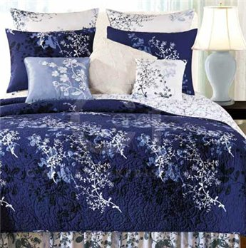 Mazarine Full Queen Quilt