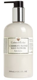 Crabtree & Evelyn Caribbean Island Wild Flowers Body Lotion (10.1 fl oz., 300ml)