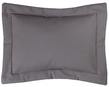 Izmir Breakfast Pillow Silver