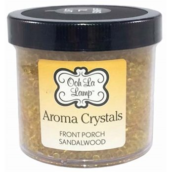 La Tee Da Ooh La Lamp Aroma Crystals Fragrance Front Porch
