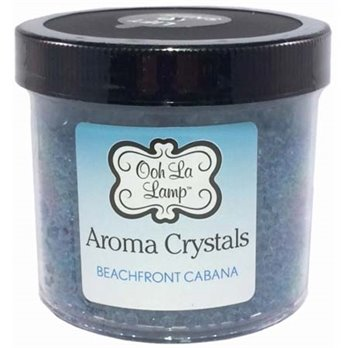 La Tee Da Ooh La Lamp Aroma Crystals Fragrance Beachfront Cabana