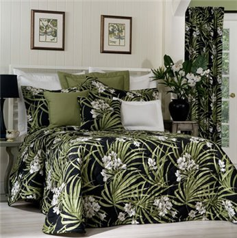 Jamaican Sunset King Thomasville Bedspread