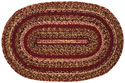 Apple Cider Oval 27 X 48 Rug